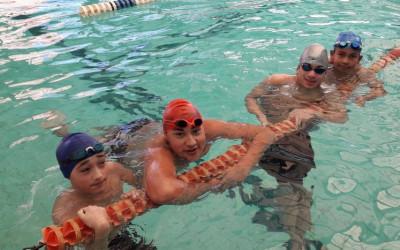 Jóvenes deportistas de CILSA se destacaron en Santa Fe Juega