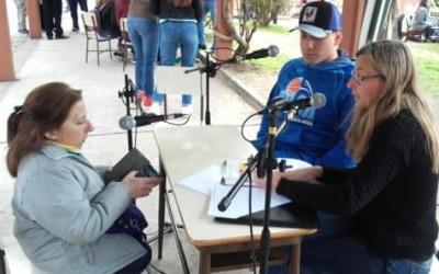 CILSA en radio San Cayetano