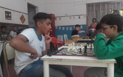 Encuentro de ajedrez