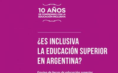 10 años de compromiso con la educación inclusiva