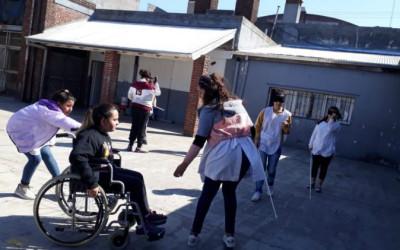 Audiovisuales para debatir la discapacidad