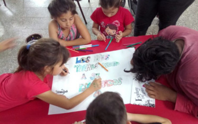 Red de contención para niños y familias