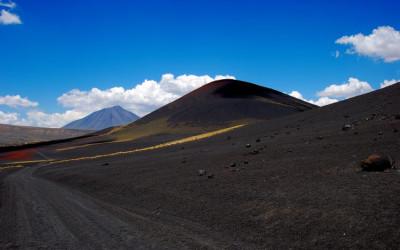 La Payunia: reserva de volcanes