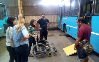Talleres sobre accesibilidad integral