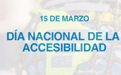 Día Nacional de la Accesibilidad