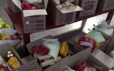 COVID- 19: Contención educativa y asistencia alimentaria