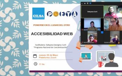 Accesibilidad web: capacitación en Córdoba