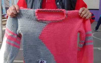 Fundación Tzedaká donó tejidos a CILSA