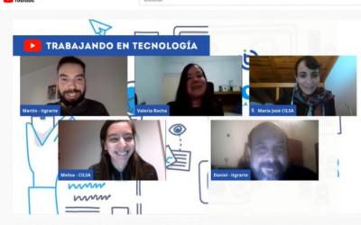 Charlas sobre tecnología inclusiva