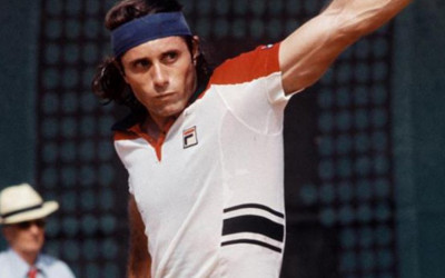 Vilas, un hombre que le puso nombre al tenis