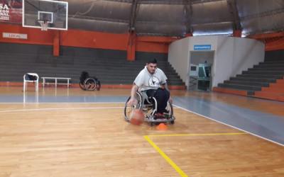 El equipo de básquet santafesino retomó las prácticas