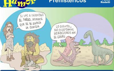 Humor | Prehistéricos
