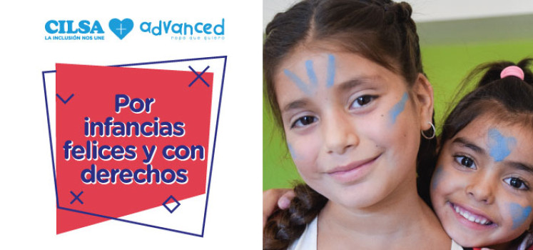 CILSA y Advanced por infancias felices y con derechos
