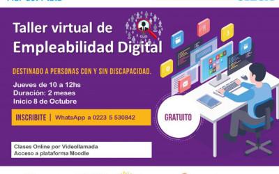 Nueva edición de Empleabilidad Digital