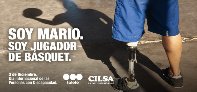»Juntos por la inclusión'', una campaña para visibilizar a las personas con discapacidad