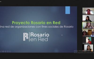 CILSA presente en reunión de la Red de Organizaciones Sociales de Rosario