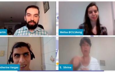 5° encuentro de «Trabajando en tecnología»