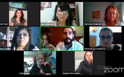 CILSA presente en jornada virtual sobre discapacidad