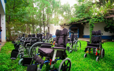 Tucumán: 19 personas recibieron sillas de ruedas