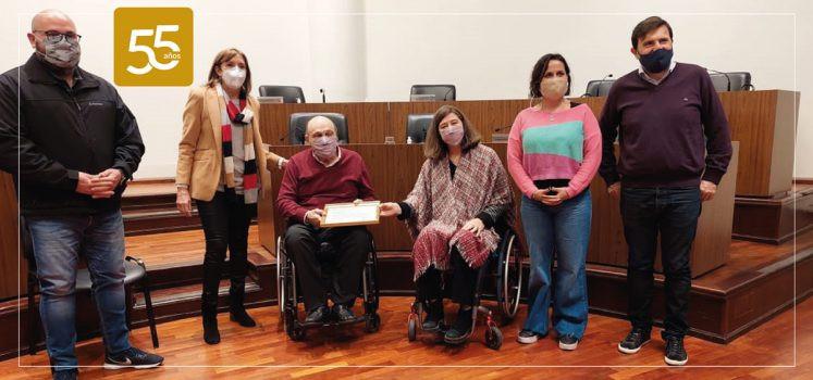 55° aniversario de CILSA: Distinción del Concejo Municipal de Santa Fe