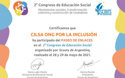 2° Congreso de Educación Social