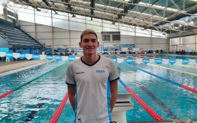 1° puesto para Signorini en 100 y 400 metros libres