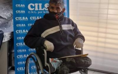 Usuarios de Rosario y alrededores cuentan con elementos ortopédicos