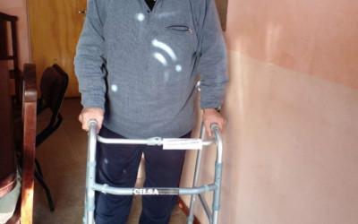Usuarios de Córdoba accedieron a elementos ortopédicos