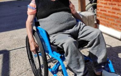 Sillas de ruedas para usuarios del sur