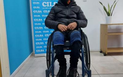 La Plata: 9 personas recibieron sillas de ruedas y andadores