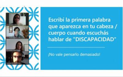Accesibilidad: charla con Aricana