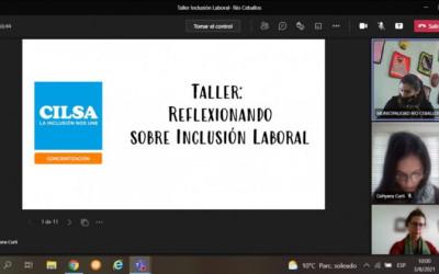 Reflexiones sobre inclusión laboral