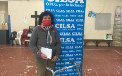 Jornada solidaria en Cárcova