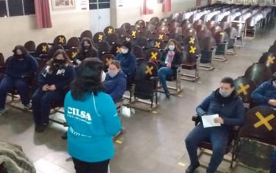Concientización en municipios entrerrianos