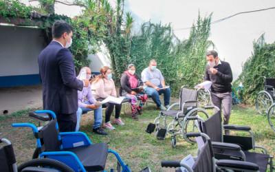 Casa León, sede de un nuevo encuentro inclusivo