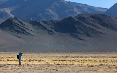 Los Seismiles, ruta plena de paisajes deslumbrantes
