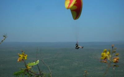 Parapente en Argentina, alegría desde el aire