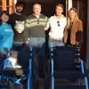 CILSA y Fundación Cavenaghi entregaron sillas de ruedas en O´Brien