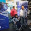 Se realizó una nueva entrega de elementos ortopédicos en Tucumán