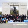 Encuentro inclusivo en Parque Rivadavia