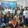 Visita de representantes de Trust for the Americas
