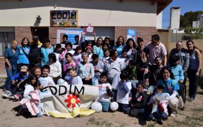 Encuentro inclusivo en EDDIM