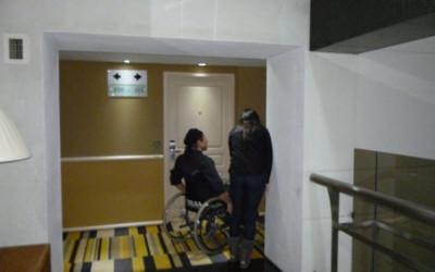 Capacitación en el Hotel Sheraton