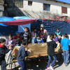 Actividades con voluntarios en Hogar Suroeste