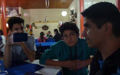 Entrevista a Lucas Rodríguez