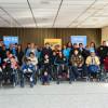 Nuevo acto de entrega de sillas de ruedas y elementos ortopédicos