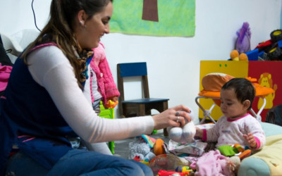 Construyendo lazos desde la primera infancia
