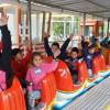 Festejo del Día del Niño en San Vicente