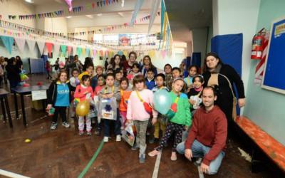 Festejo del Día del Niño junto a Fundación Tzedaka