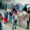 Festejos del día del niño en los hogares de Buenos Aires